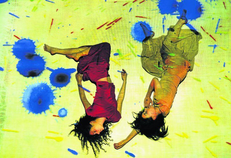 Tanzfestival für junge Leute