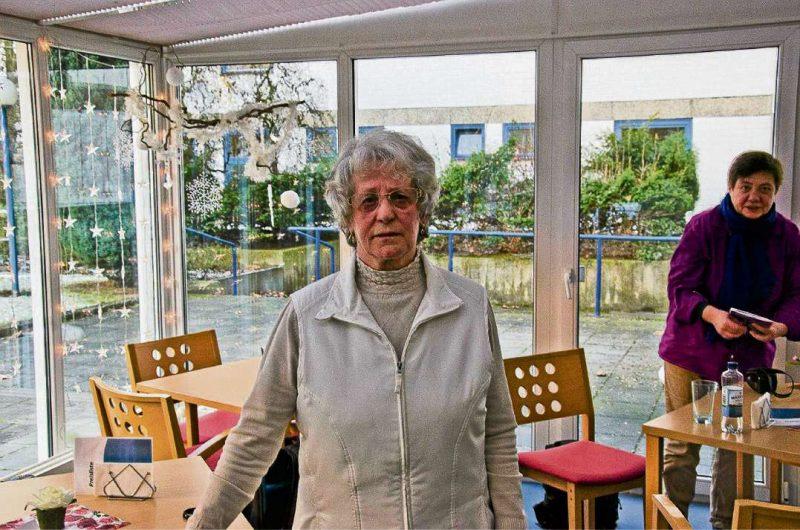 Der Albtraum einer Seniorin