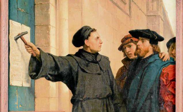Die volle Wucht der Reformation