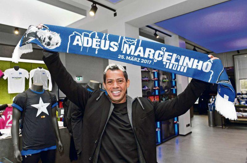 Marcelinhos Gala für seine Hertha