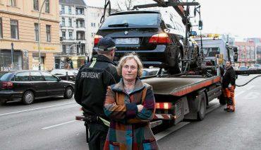 Falschparker bremsen Buslinien aus