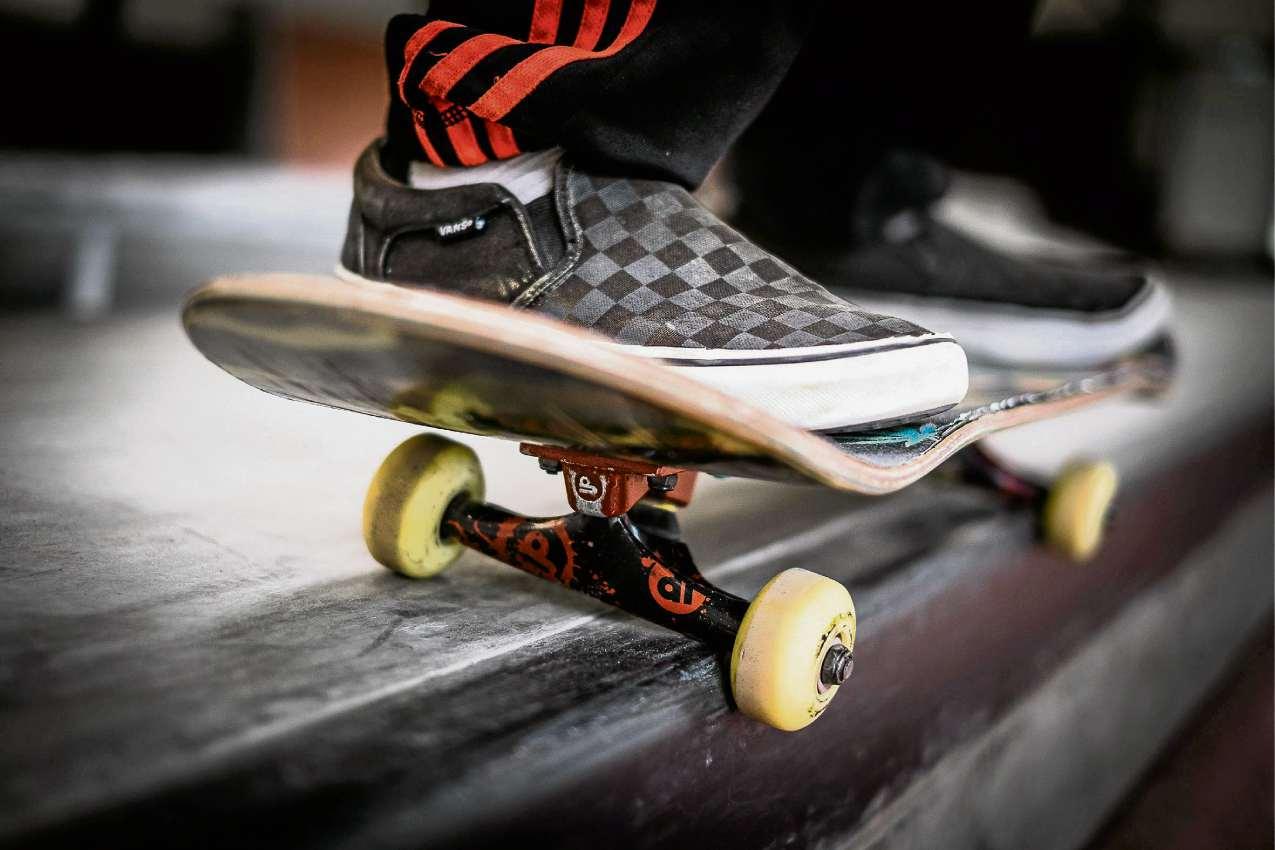 Skater suchen ein Zuhause