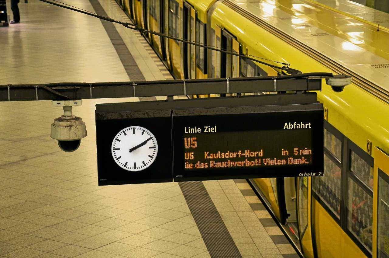 Superkameras für alle U-Bahnhöfe