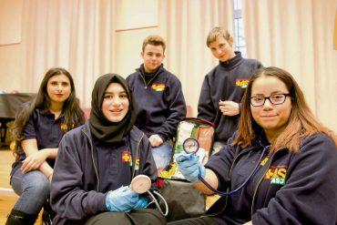 Die Vorbilder vom Rütli-Campus