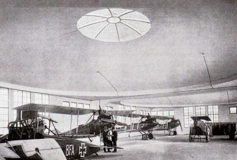 Karlshorster Fluggeschichte