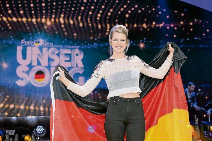Levina für Deutschland