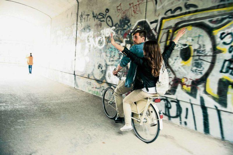 Neue Wege für Fahrradfreunde