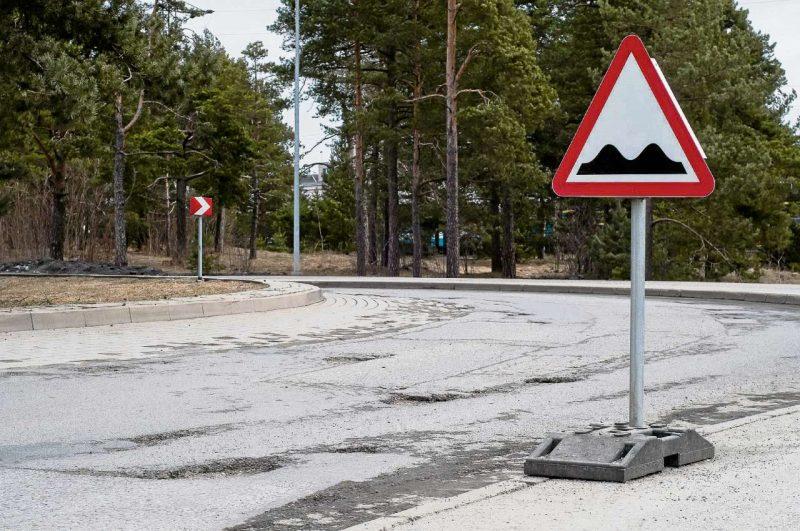 So schlimm holpern unsere Straßen