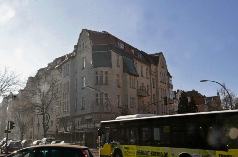 Geisterhaus trotz Wohnungsnot