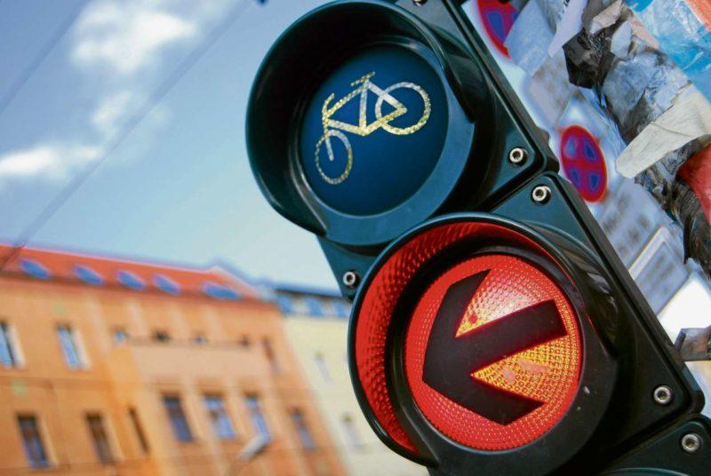 Neuer Radweg für die Donaustraße