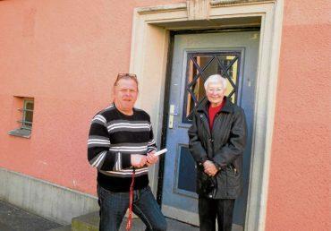 Oma Irmgard will nicht weg