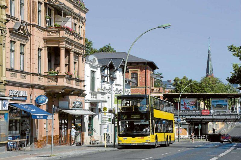 Mehr Flair für Zehlendorf-Mitte