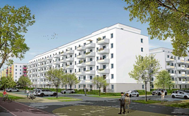 300 Wohnungen zwischen Stadt und Land