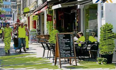 Potsdamer Straße setzt voll auf Öko