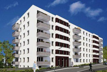 Neubau im Brunnenviertel