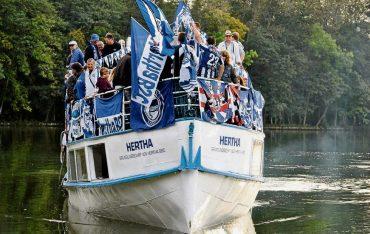 """Die """"Hertha"""" kehrt an die Spree zurück"""