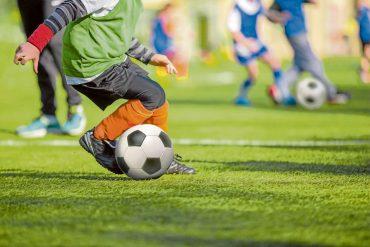 Frischekur für Sportstätten
