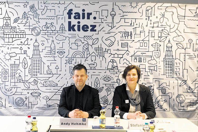 Fairer Tourismus im Kiez