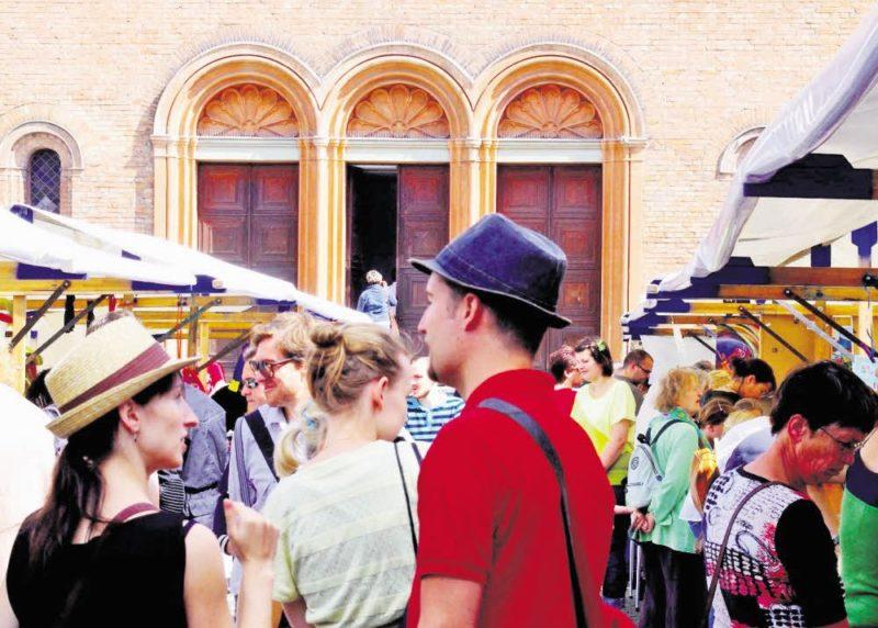 Weddingmarkt kehrt auf Leopoldplatz zurück
