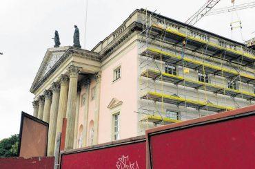 Staatsoper: Schließung nach Scheineröffnung