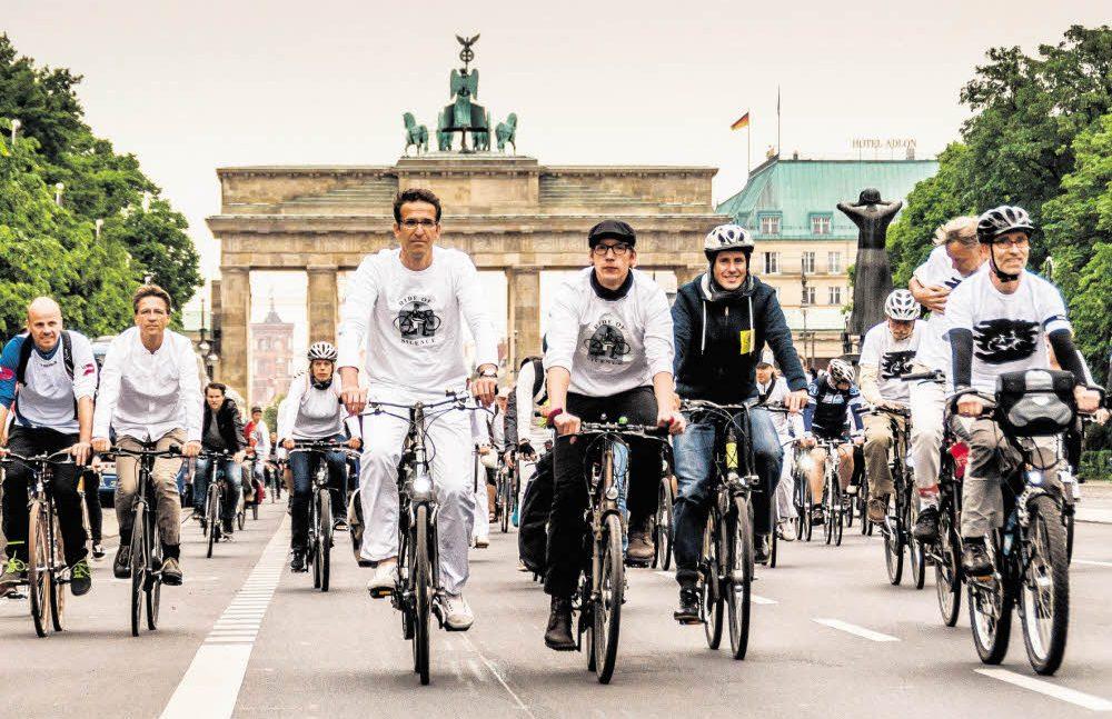 Jetzt rollt's in Berlin