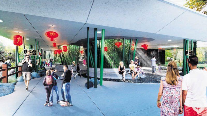 Der Zoo macht sich fit für die Zukunft