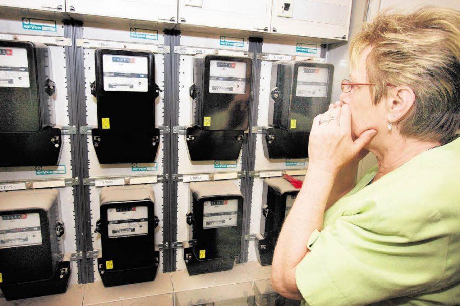 Stromsperren nehmen wieder zu