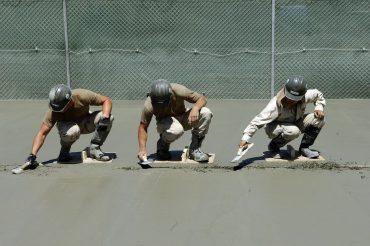 Karriere im Betonhandwerk