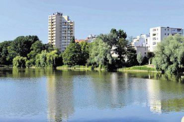 Lietzenseepark soll schöner werden