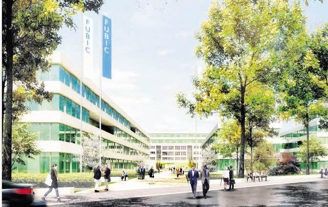 Neuer Platz für Ideen in Dahlem