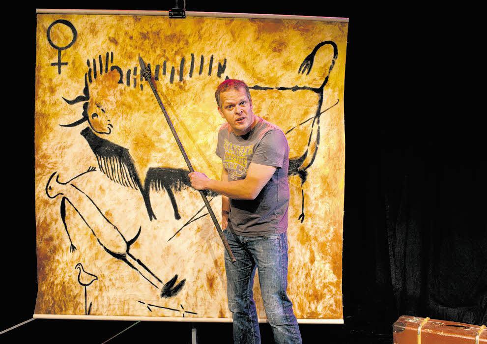 Caveman – sehr wahr und sehr komisch