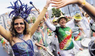 Friedliches Stadtfest mit Neuauflage