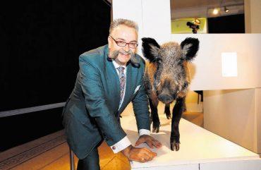 Erinnerung an einen Tierschützer