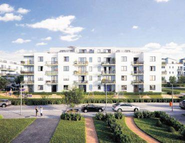 Neues Stadtquartier in Staaken