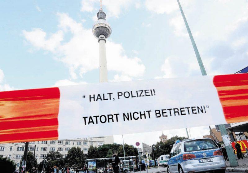 Wo Berlin am gefährlichsten ist