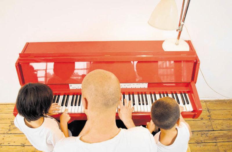 Ein Lied kann eine Brücke sein