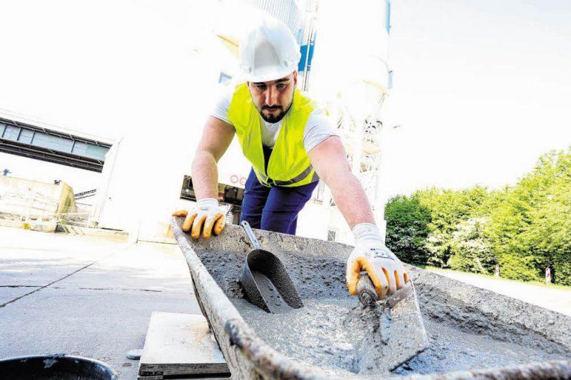 Chancen für Betonbau-Nachwuchs
