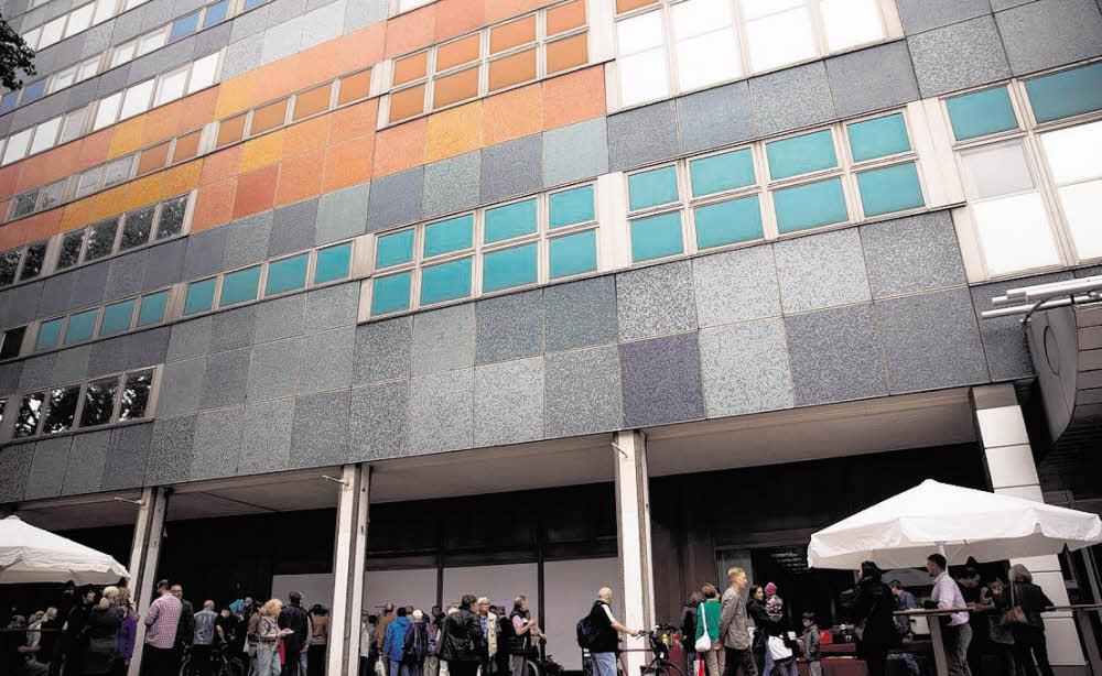 Glaspalast am Ostbahnhof