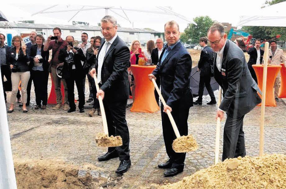 """La Belle Ville"" entsteht in der Cité Guynemer"