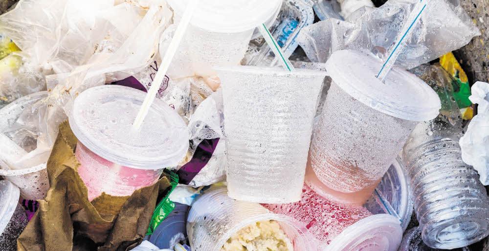 Kampf dem Plastikmüll