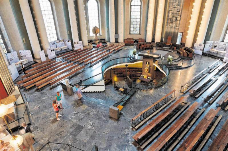 Deutschlands Denkmalschützer warnen vor Kathedralen-Umbau