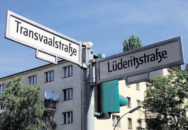 Bizarrer Streit um Straßennamen