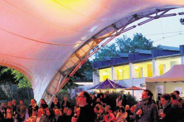 Sommerfest in der ufaFabrik
