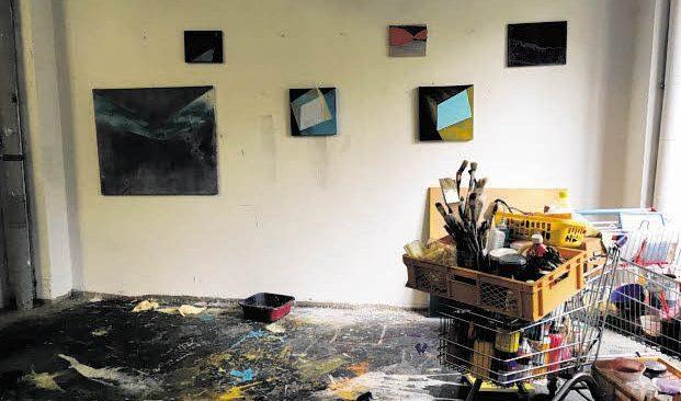 """Künstlerhaus wird zur """"Atelier-Meile"""""""