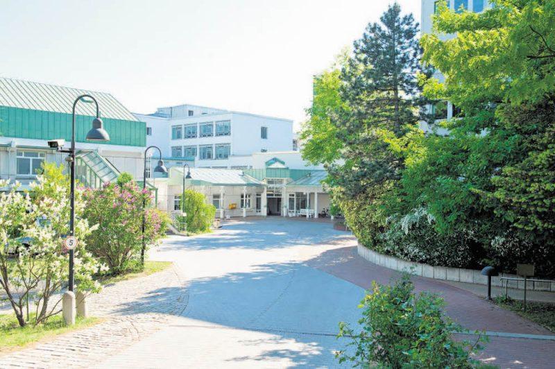 Gute Qualität im Hubertus-Hospital