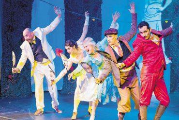 Flottes Theater von Moliére bis Shakespeare