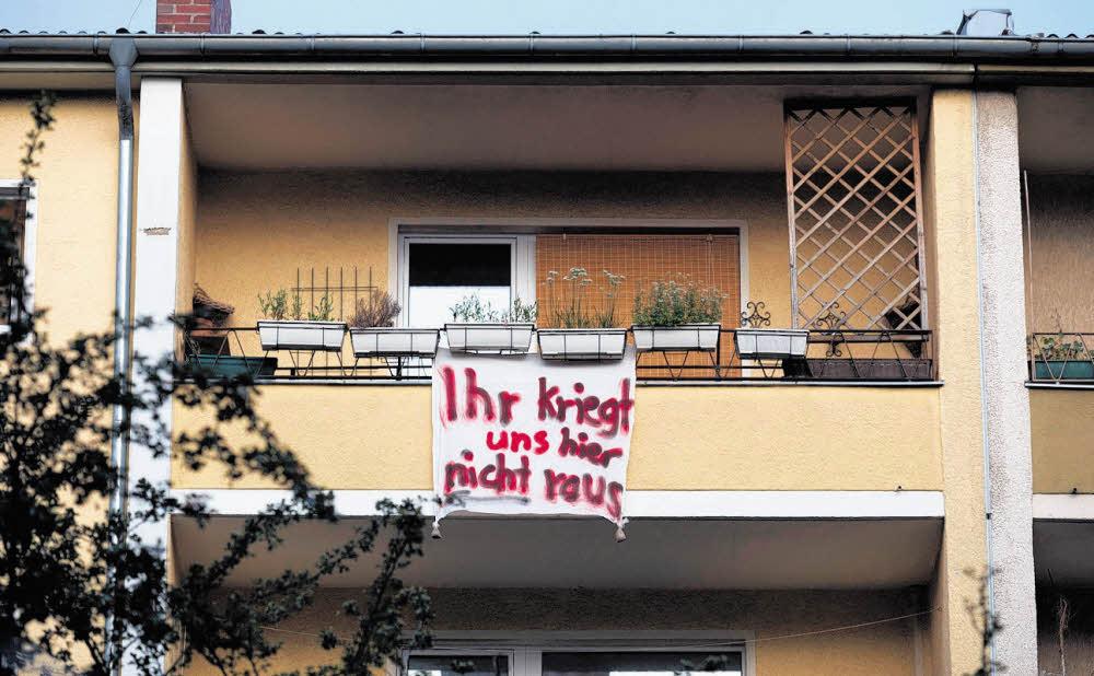 111 Wohnungen gesichert