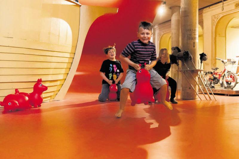 Ein Kindermuseum wird erwachsen