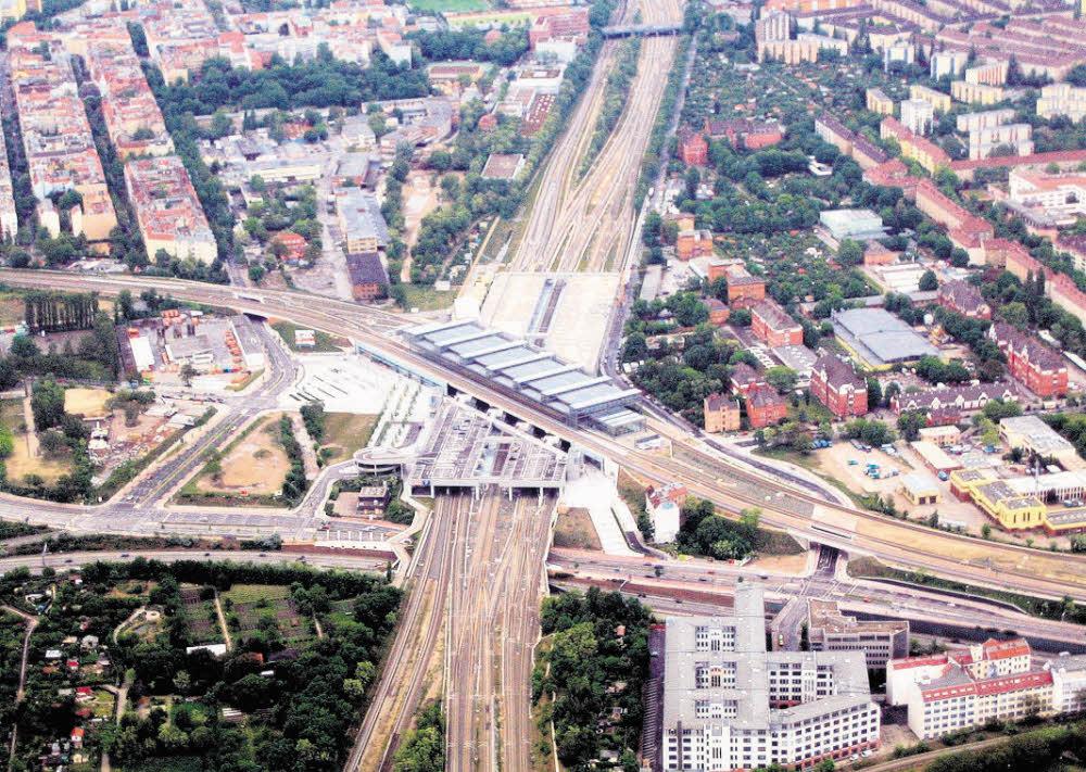 Südkreuz wird urban aufgewertet