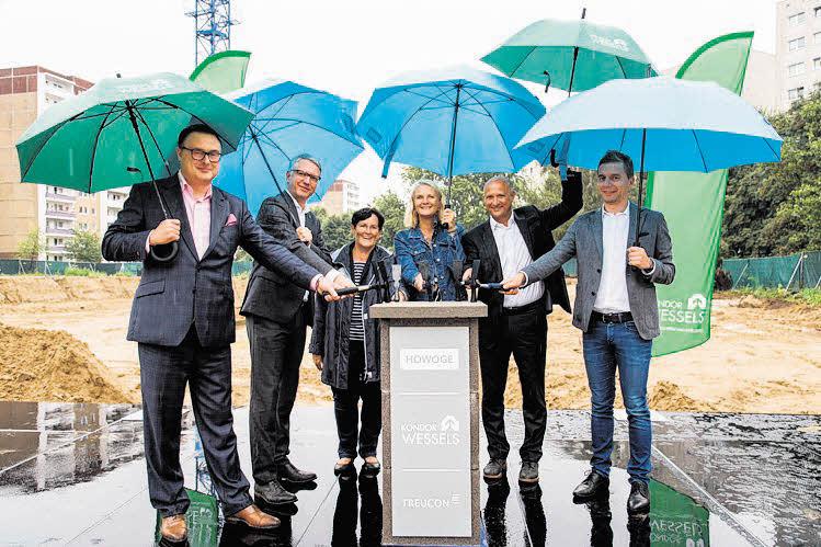 HOWOGE mit erstem Marzahner Neubauprojekt